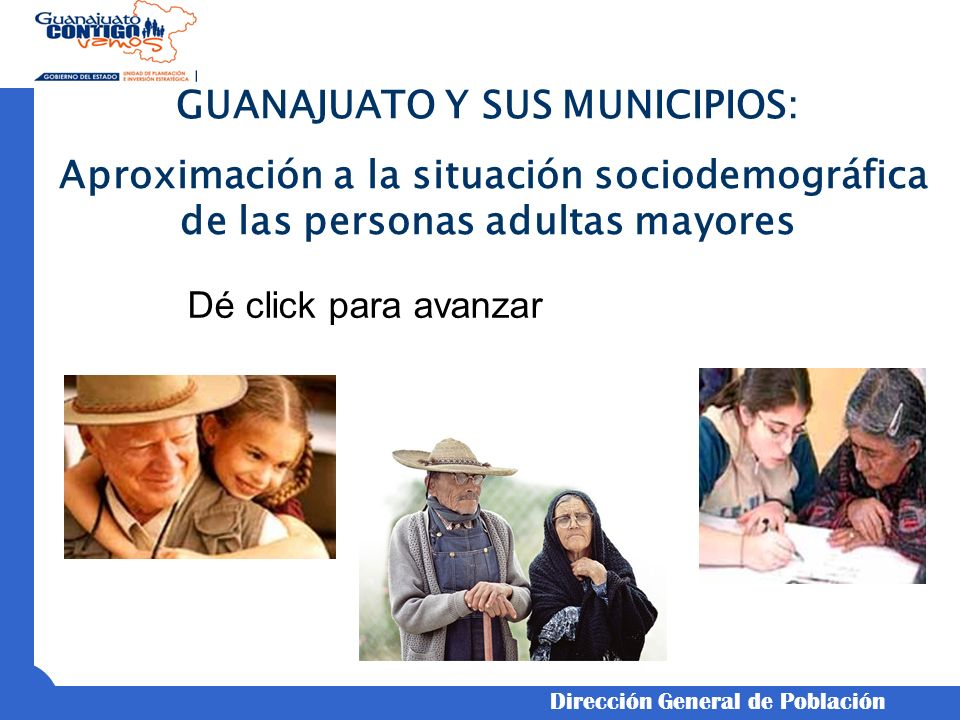 GUANAJUATO Y SUS MUNICIPIOS: