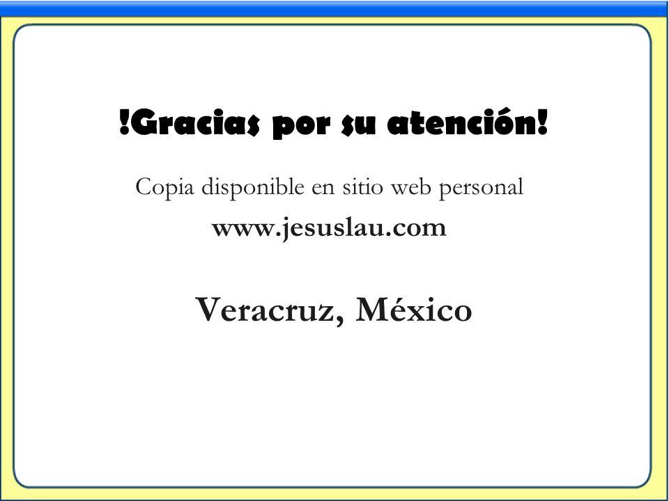 Copia disponible en sitio web personal www.jesuslau.com