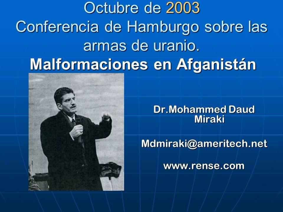 Dr.Mohammed Daud Miraki