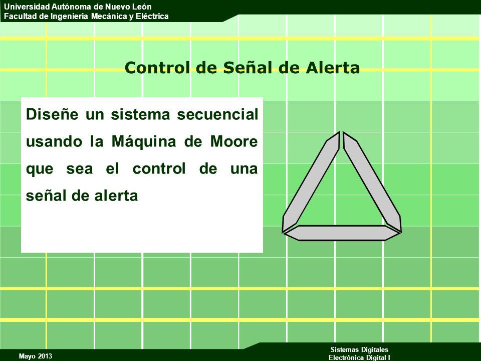 Control de Señal de Alerta