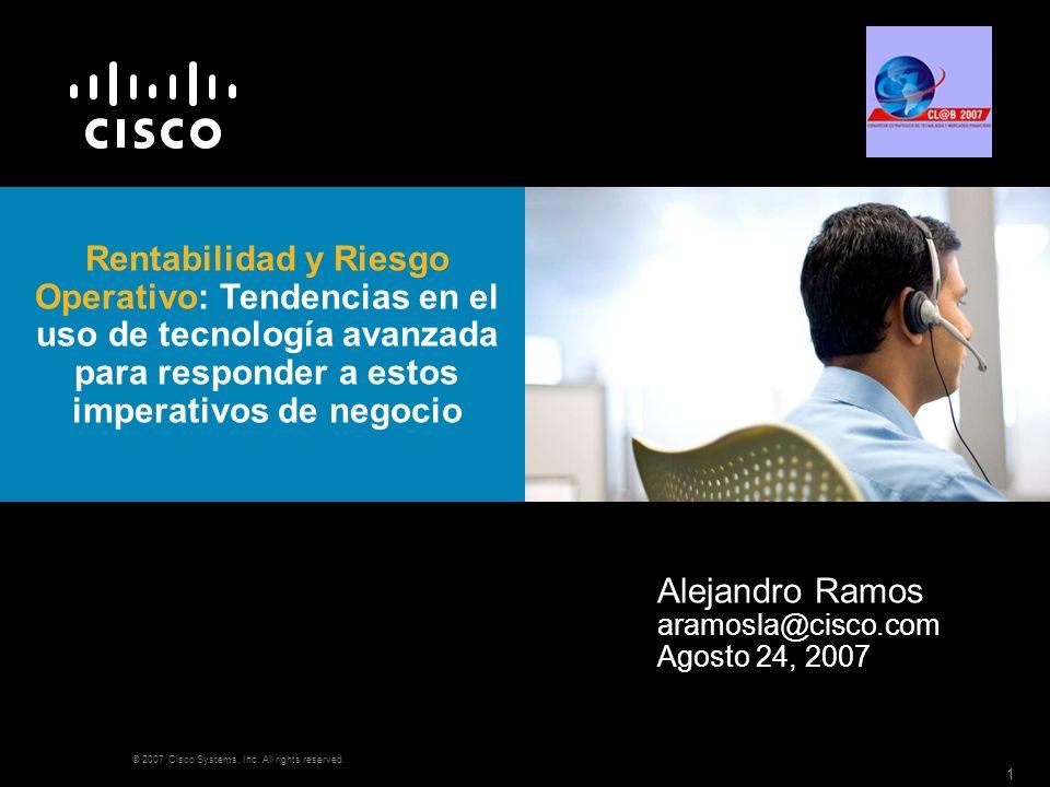 Rentabilidad y Riesgo Operativo: Tendencias en el uso de tecnología avanzada para responder a estos imperativos de negocio