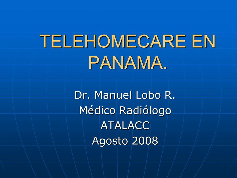 TELEHOMECARE EN PANAMA.
