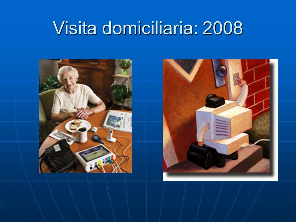 Visita domiciliaria: 2008