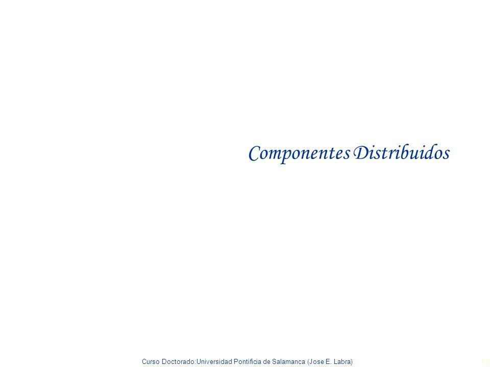 Componentes Distribuidos
