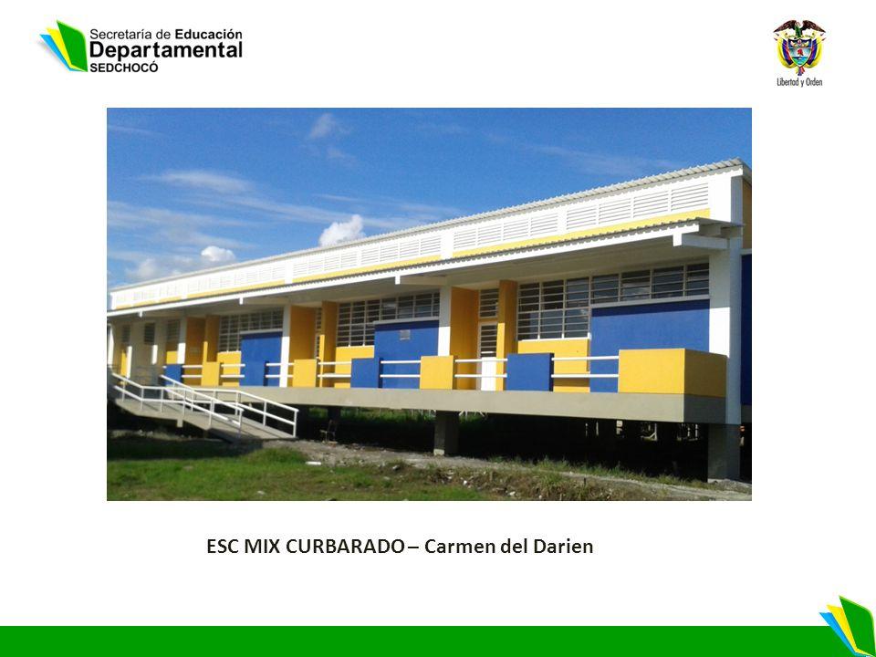 ESC MIX CURBARADO – Carmen del Darien
