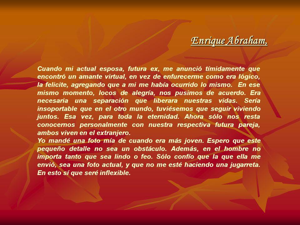 Enrique Abraham,
