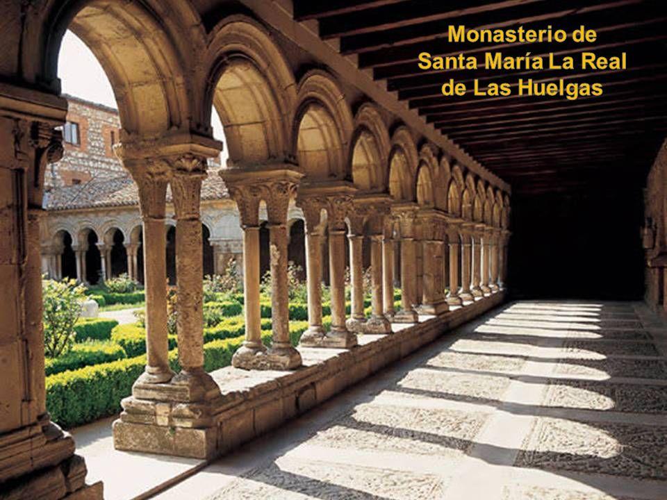 Monasterio de Santa María La Real de Las Huelgas