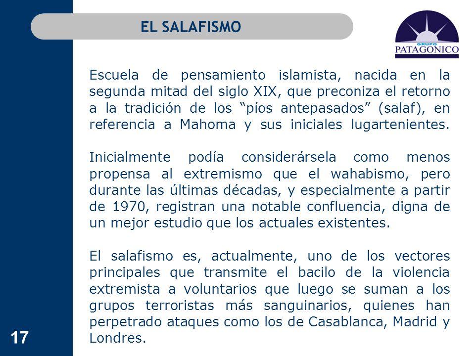 EL SALAFISMO