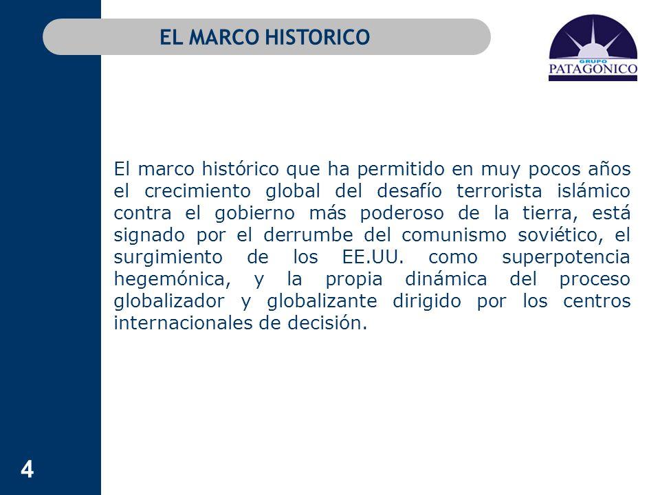 EL MARCO HISTORICO