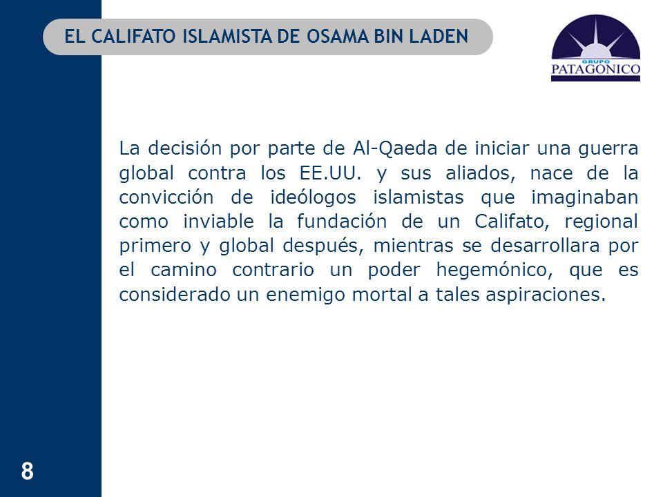 EL CALIFATO ISLAMISTA DE OSAMA BIN LADEN