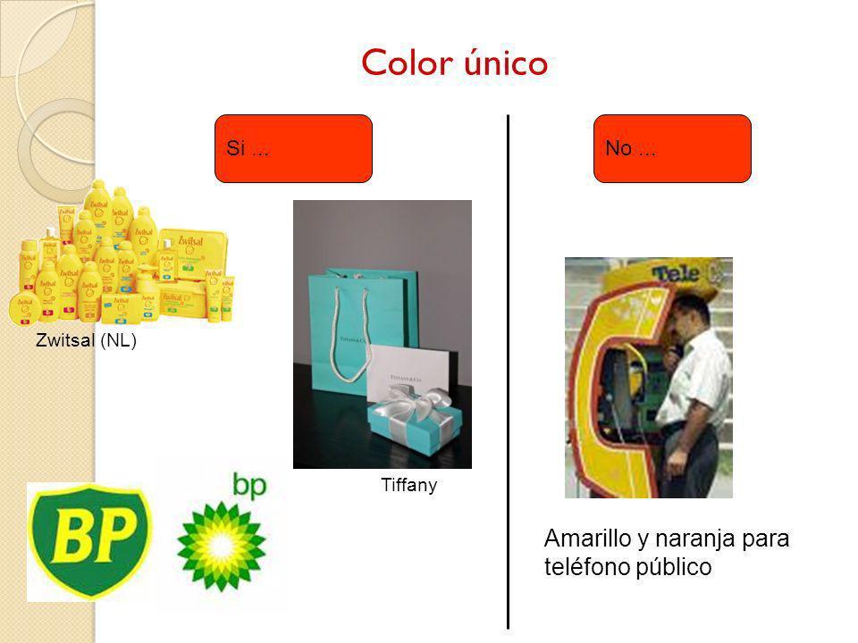 Color único Amarillo y naranja para teléfono público Si ... No ...