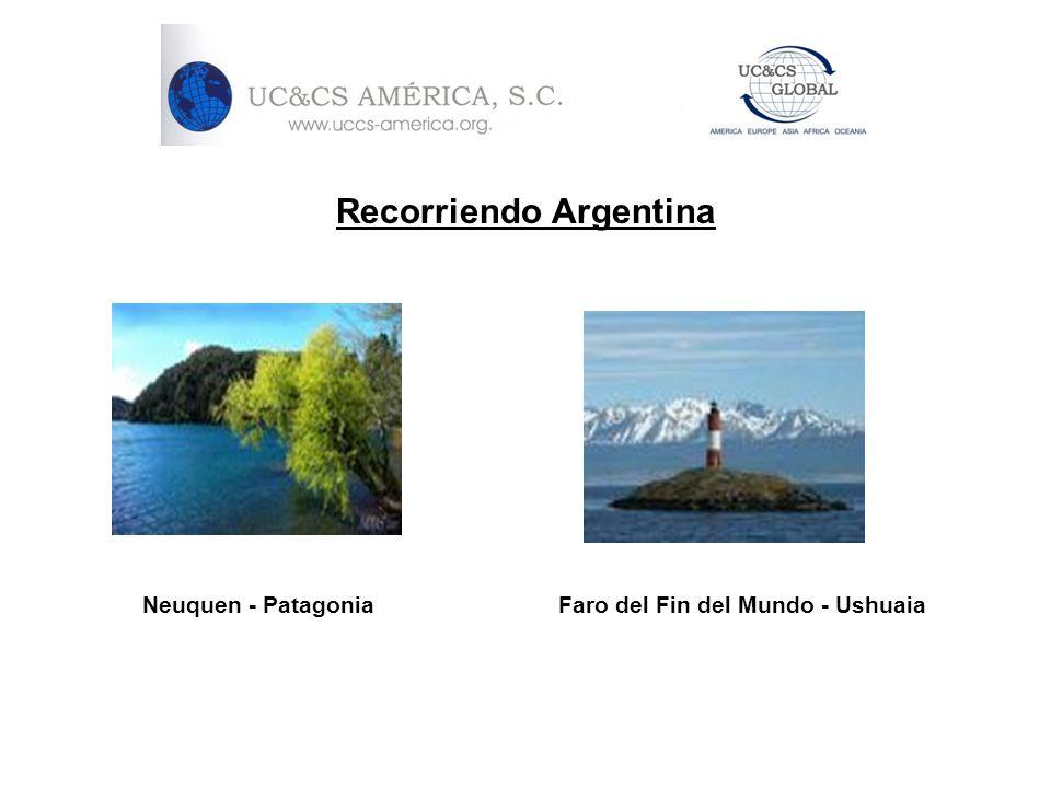 Recorriendo Argentina