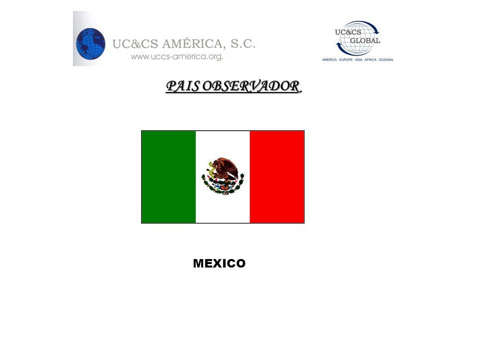 PAIS OBSERVADOR MEXICO