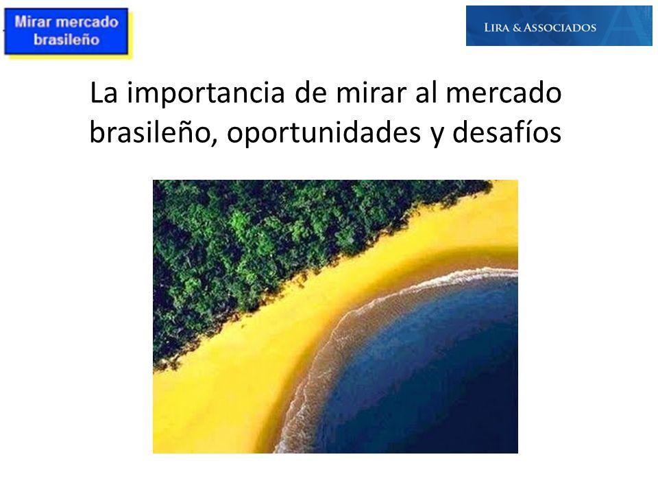 La importancia de mirar al mercado brasileño, oportunidades y desafíos