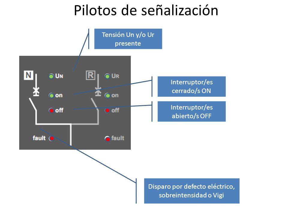 Pilotos de señalización