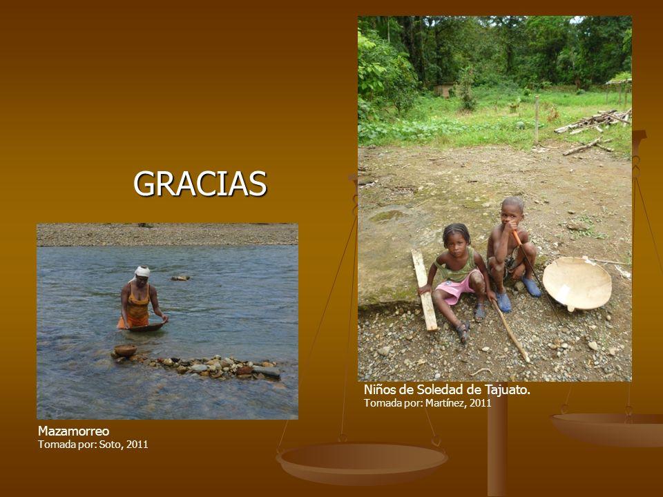GRACIAS Niños de Soledad de Tajuato. Mazamorreo