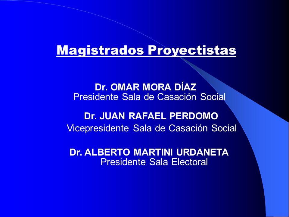 Dr. ALBERTO MARTINI URDANETA