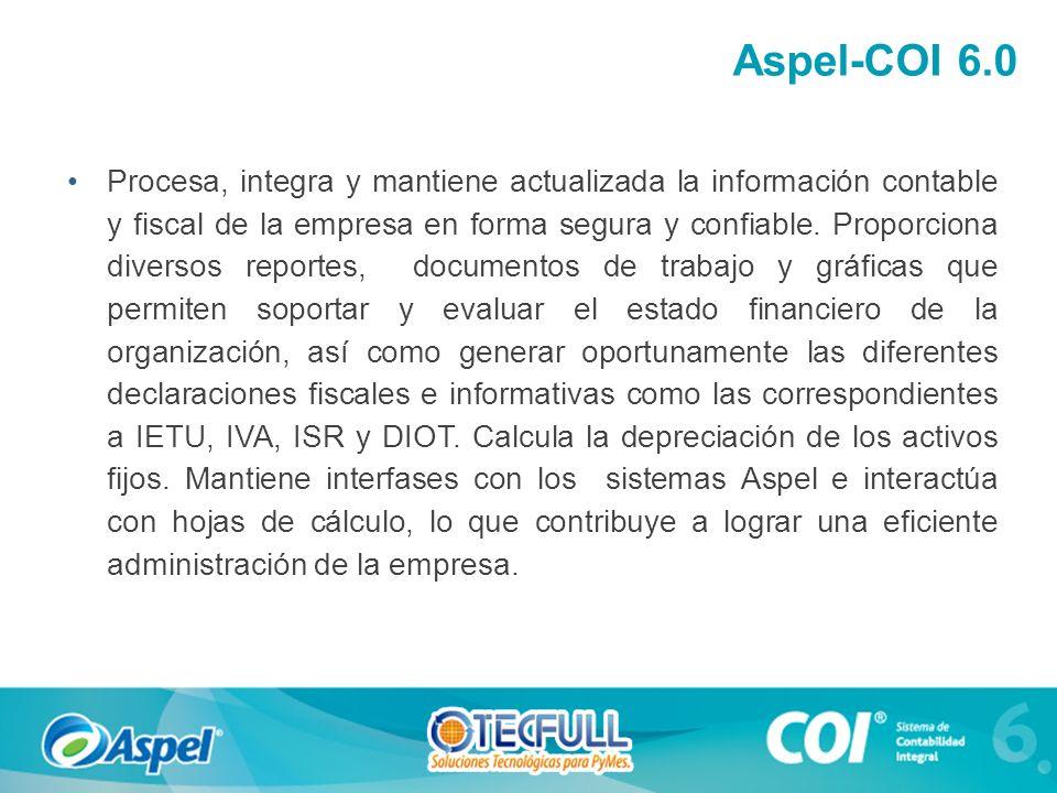 Aspel-COI 6.0