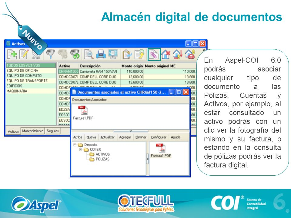 Almacén digital de documentos