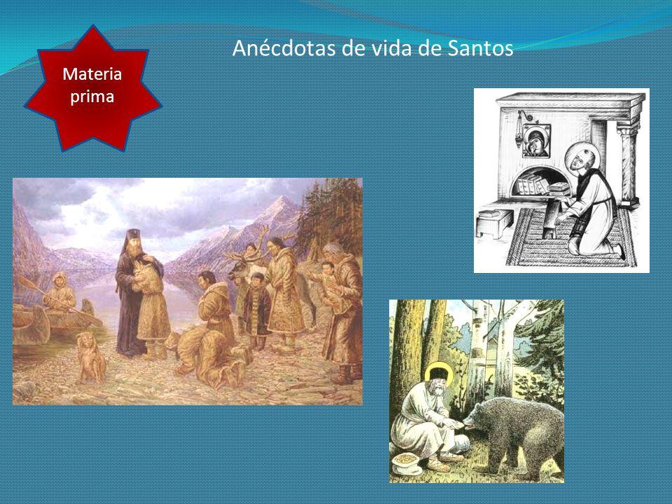 Anécdotas de vida de Santos