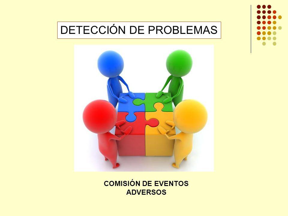 COMISIÓN DE EVENTOS ADVERSOS