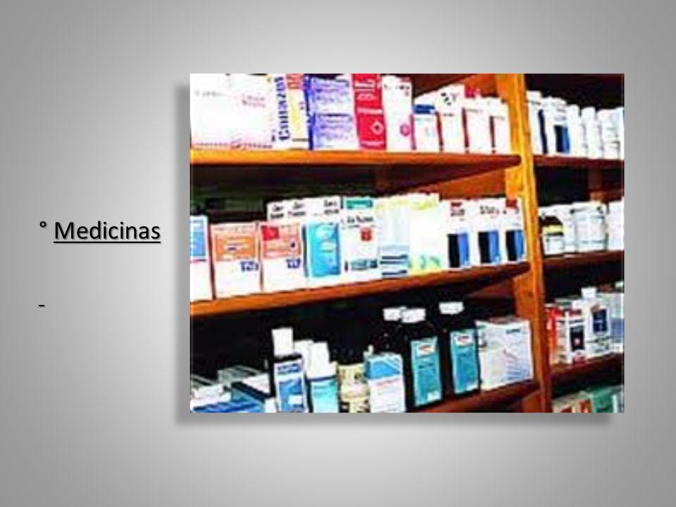 ° Medicinas