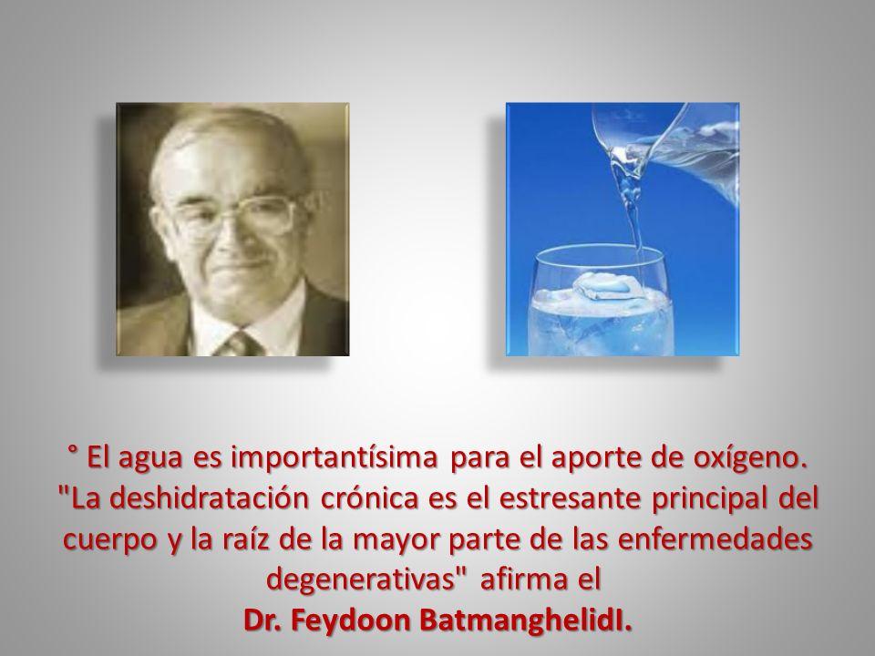 Dr. Feydoon BatmanghelidI.