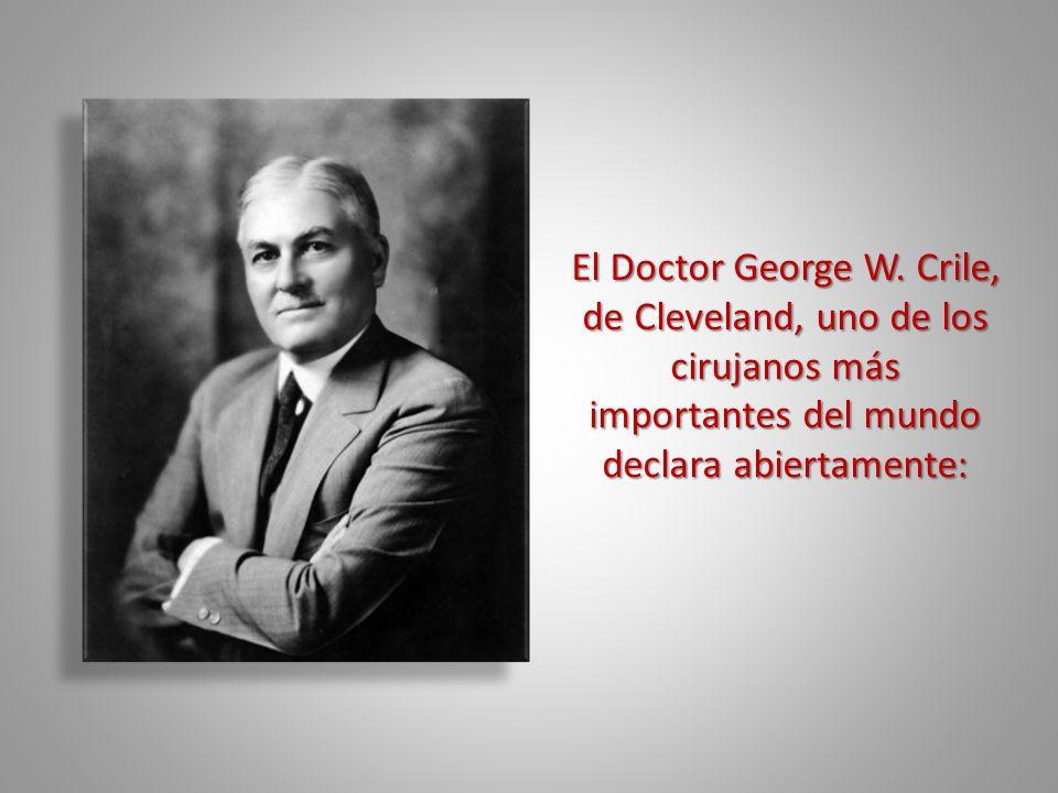 El Doctor George W.