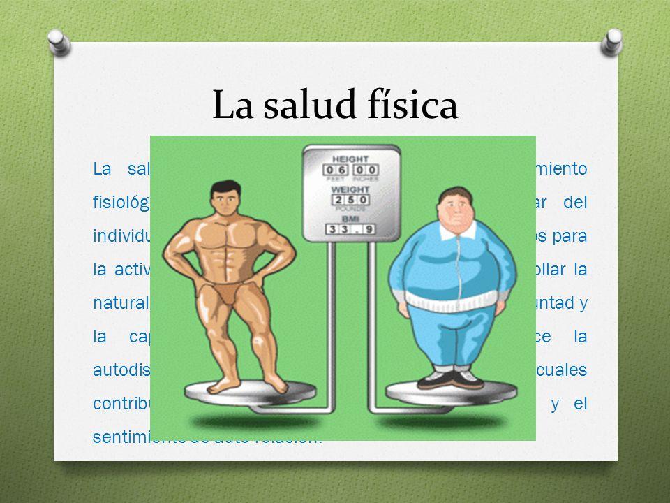 La salud física