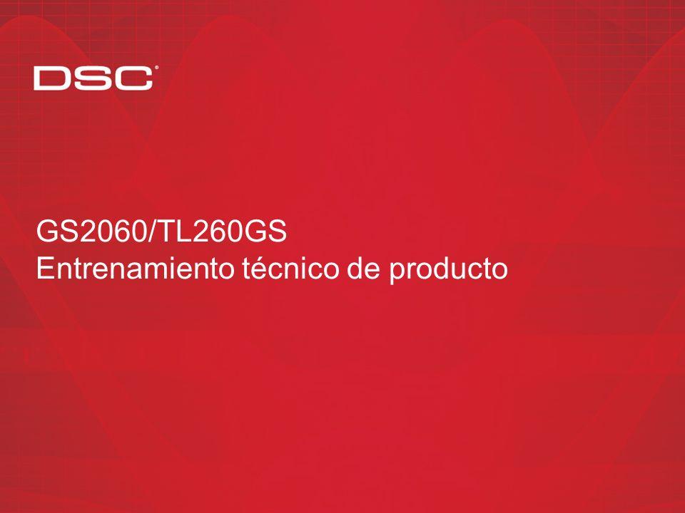GS2060/TL260GS Entrenamiento técnico de producto