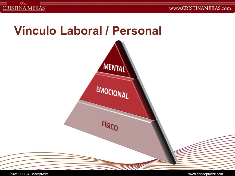 Vínculo Laboral / Personal