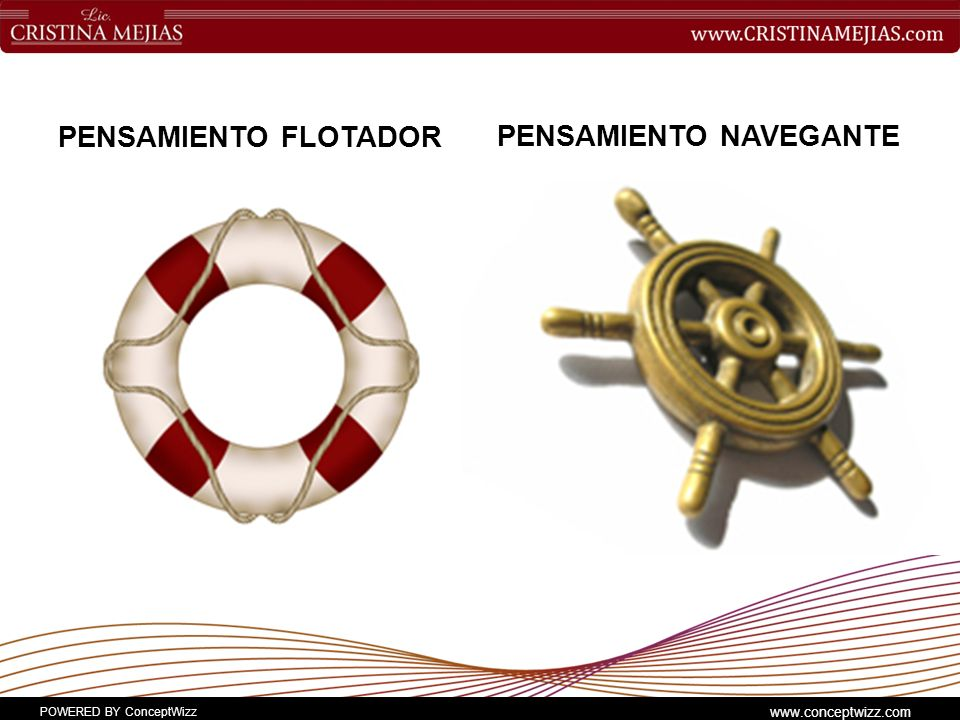 PENSAMIENTO FLOTADOR PENSAMIENTO NAVEGANTE