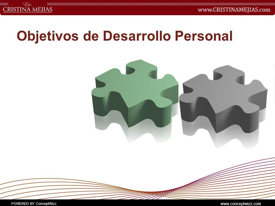 Objetivos de Desarrollo Personal