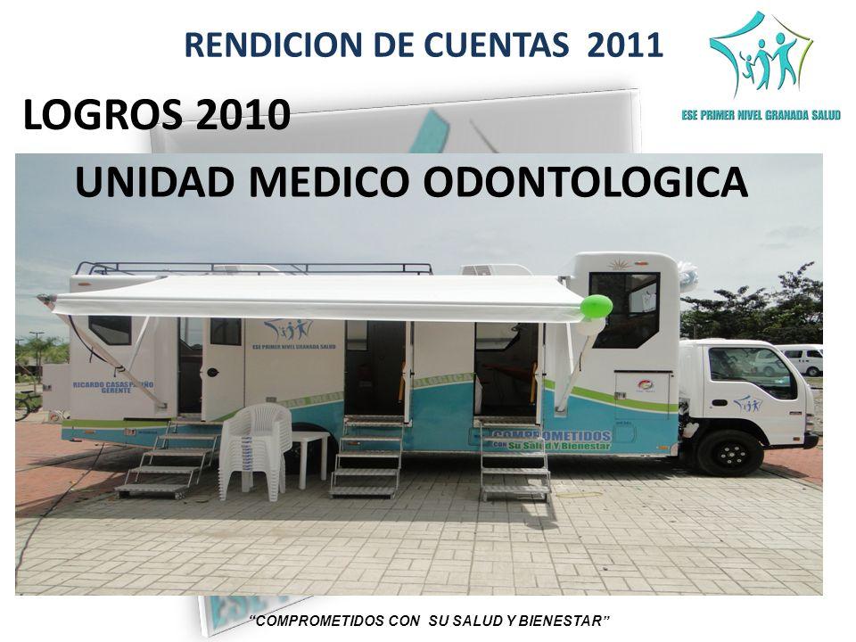 UNIDAD MEDICO ODONTOLOGICA COMPROMETIDOS CON SU SALUD Y BIENESTAR