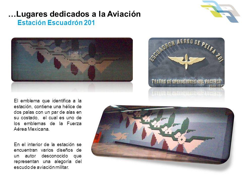 …Lugares dedicados a la Aviación
