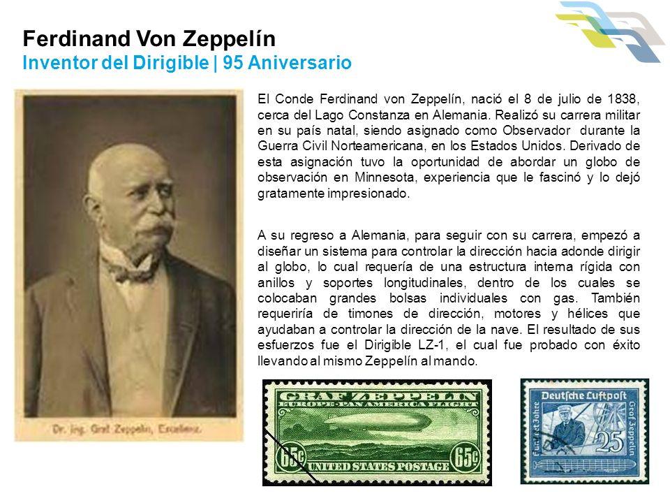 Ferdinand Von Zeppelín