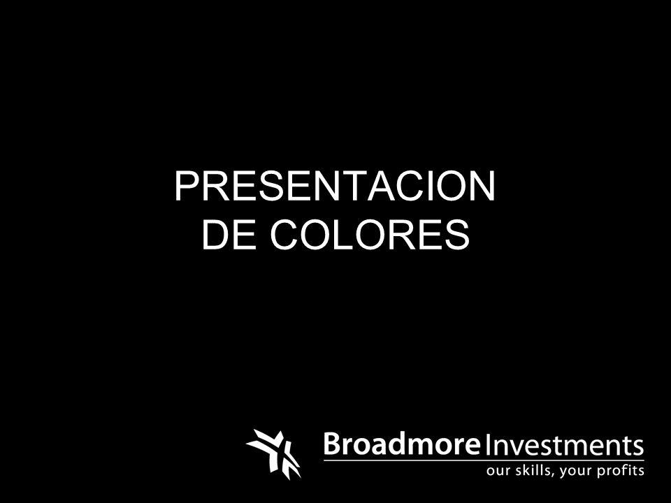 PRESENTACION DE COLORES