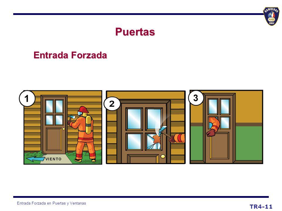 Puertas Entrada Forzada TR4-11