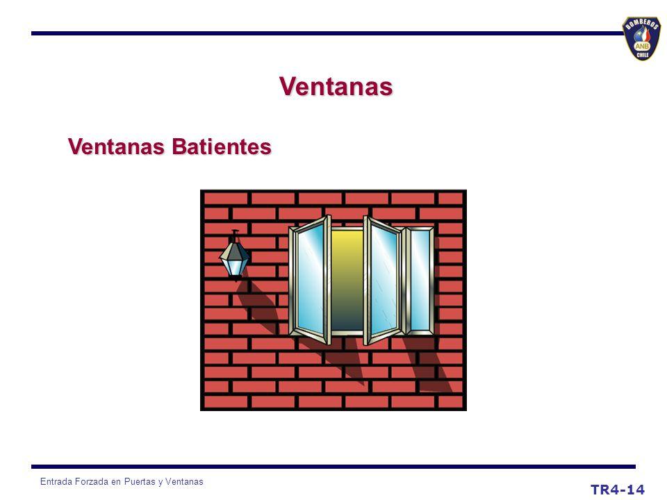 Ventanas Ventanas Batientes TR4-14