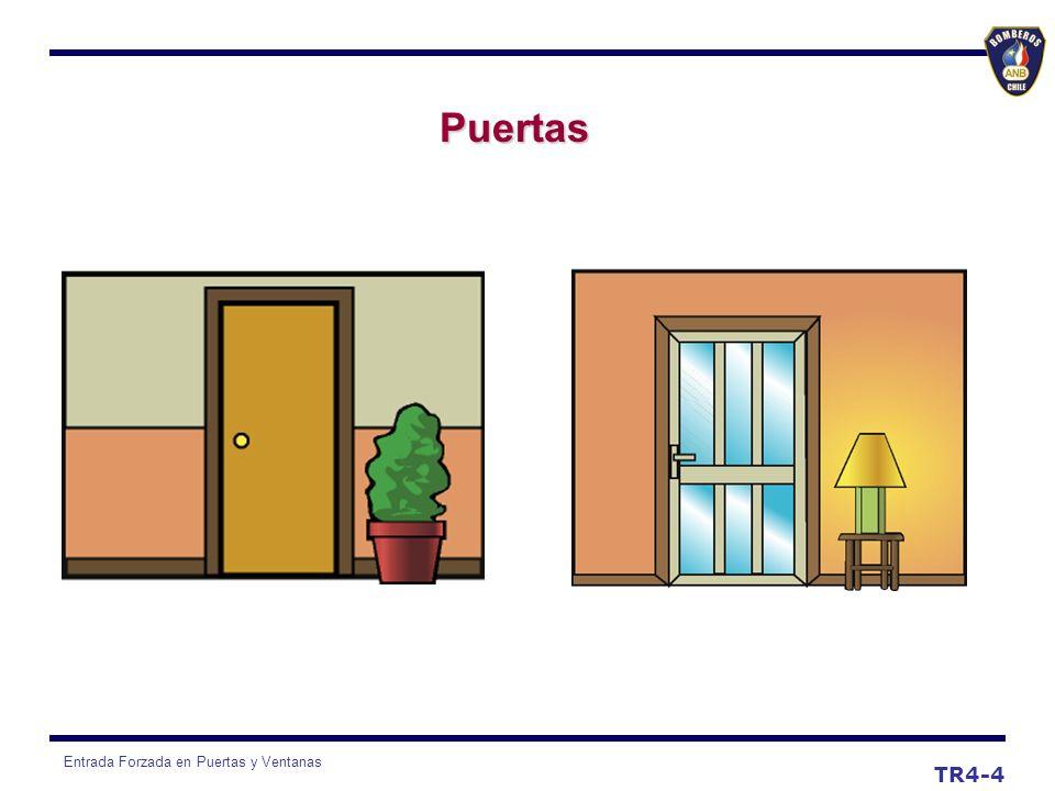 Puertas TR4-4