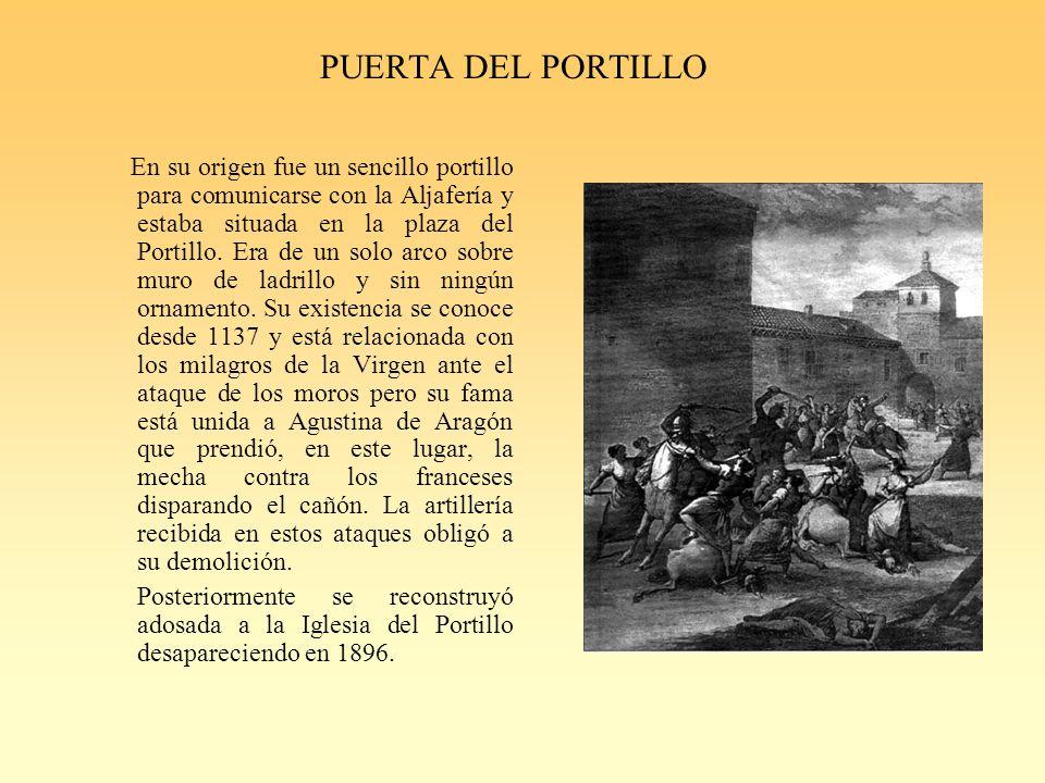 PUERTA DEL PORTILLO