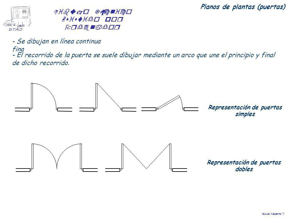 Planos de planta rosa navarro t ppt video online descargar for Plano de planta dibujo tecnico