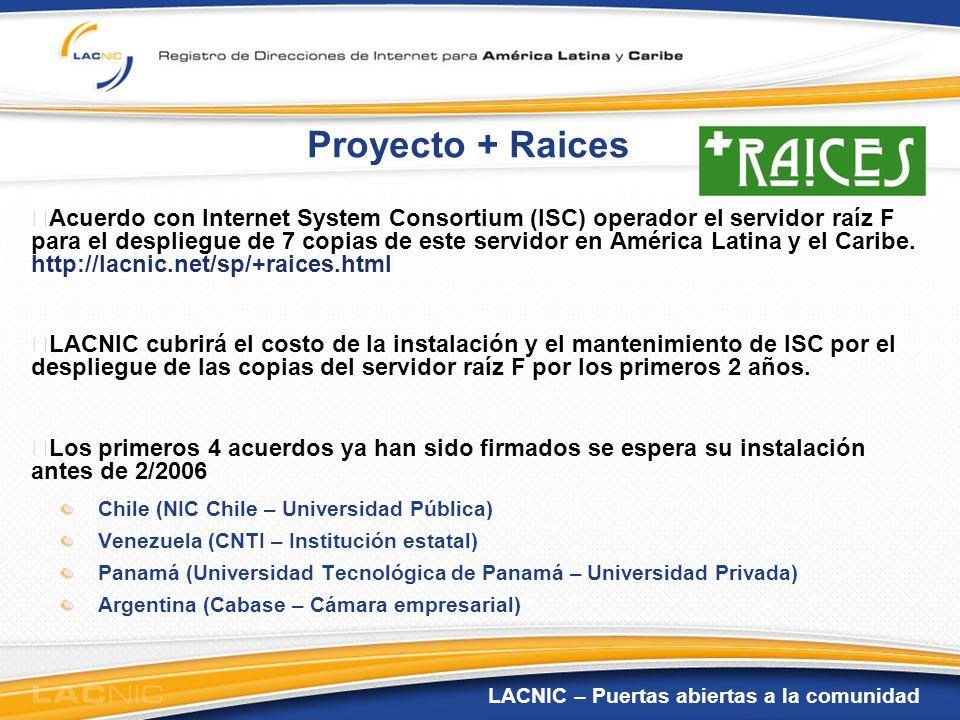 Proyecto + Raices
