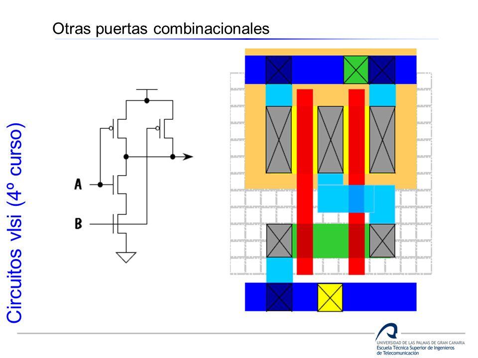 Otras puertas combinacionales