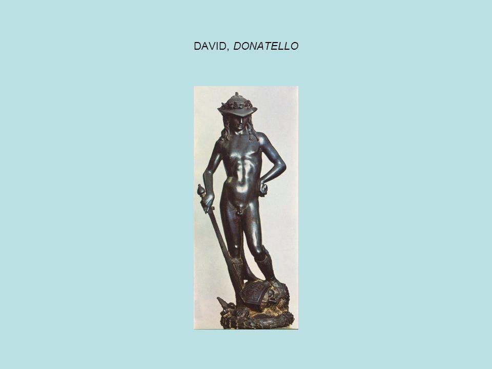 DAVID, DONATELLO