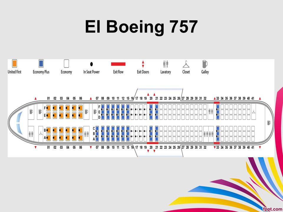 El Boeing 757