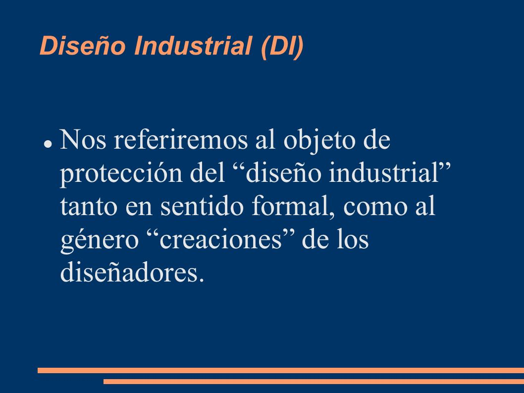 Diseño Industrial (DI)