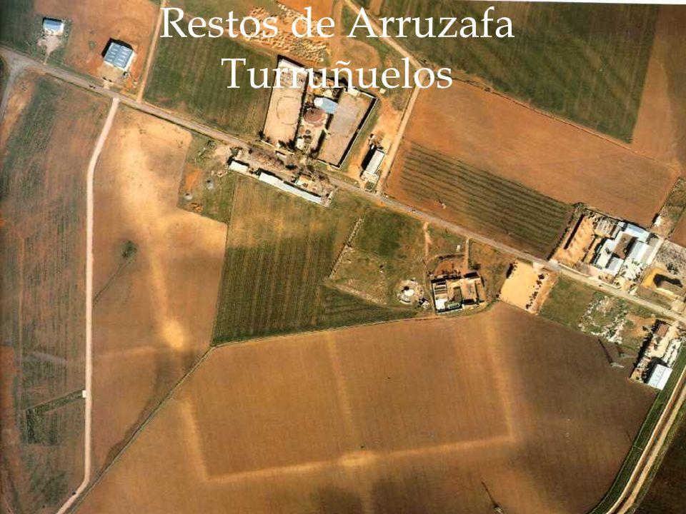 Restos de Arruzafa Turruñuelos