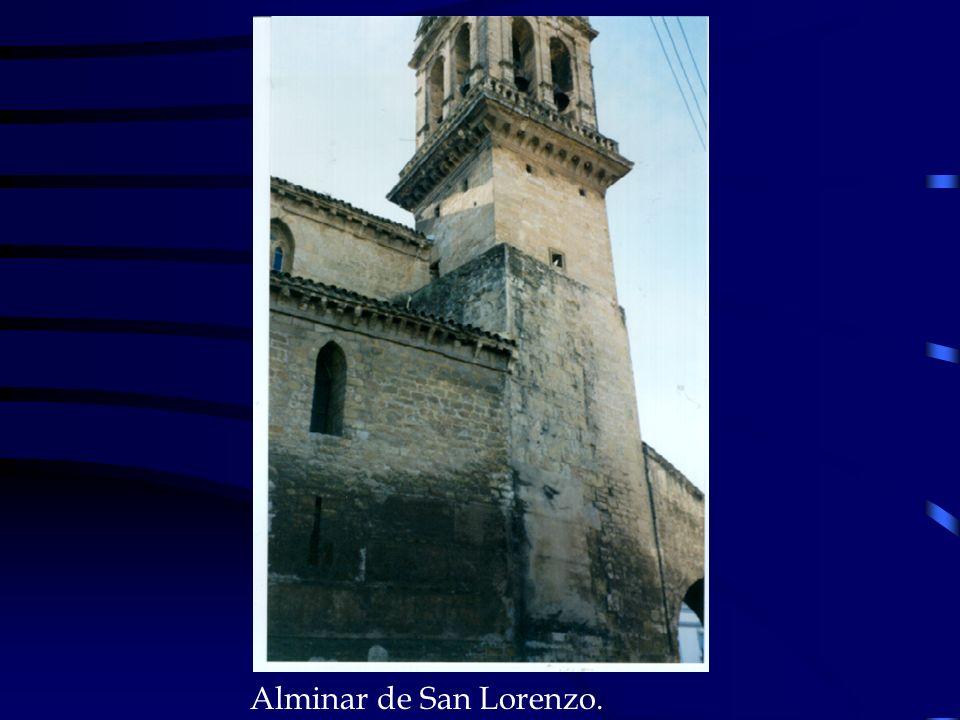 Alminar de San Lorenzo.