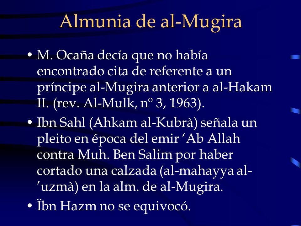 Almunia de al-Mugira